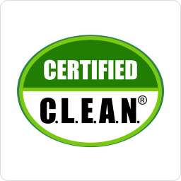 Certified C.L.E.A.N. Certification from International Center for Integrative Systems
